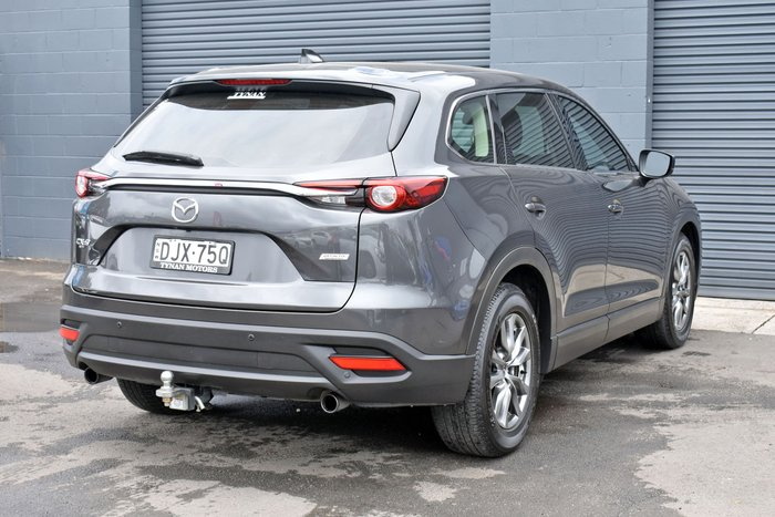 2016 Mazda CX-9 Touring TC 4X4 On Demand Grey