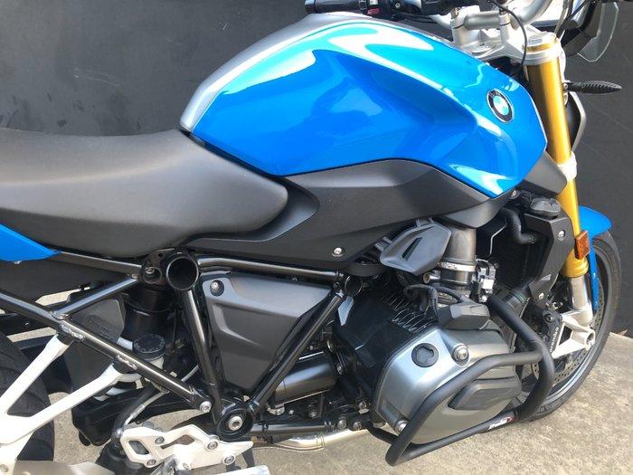 2015 BMW R1200 R CORDOBA BLUE Blue