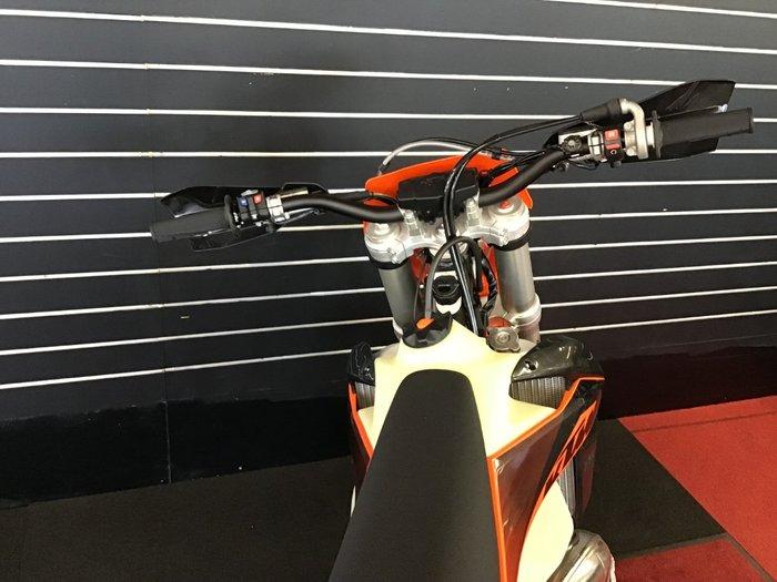 2020 Ktm 250 EXC-TPI Orange