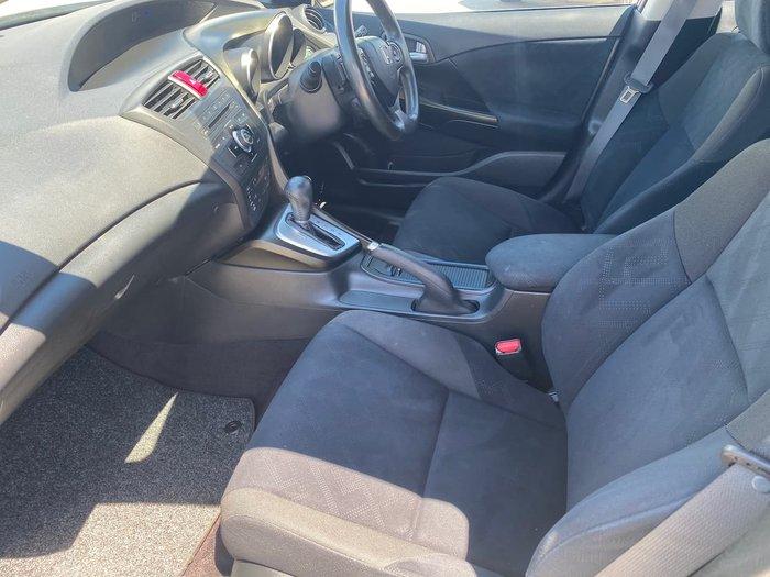 2013 Honda Civic VTi-S 9th Gen MY13 Black
