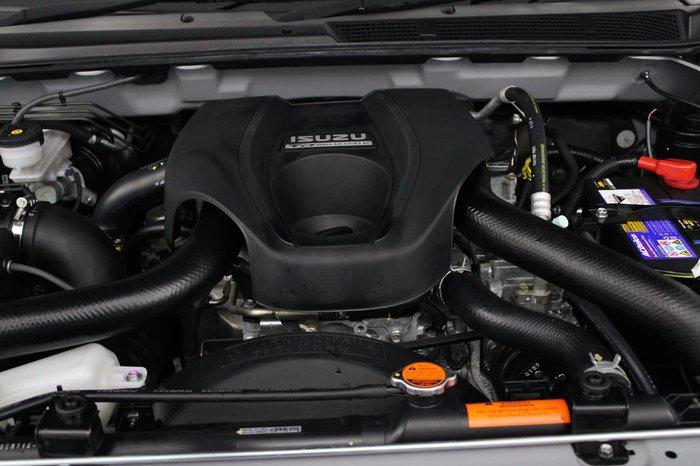 2014 Isuzu MU-X LS-U MY14 4X4 Dual Range Silver