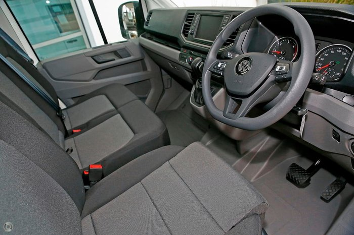 2020 Volkswagen Crafter 35 TDI410 SY1 MY20 White