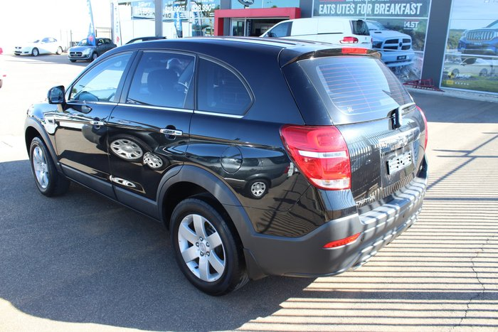 2014 Holden Captiva 7 LS CG MY14 Carbon Flash