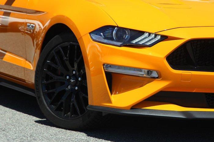 2019 Ford Mustang GT FN MY19 Orange