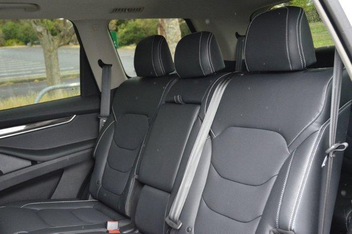 2020 LDV D90 Executive SV9A 4X4 Dual Range BLANC WHITE
