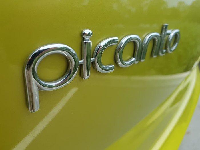 2018 Kia Picanto S JA MY19