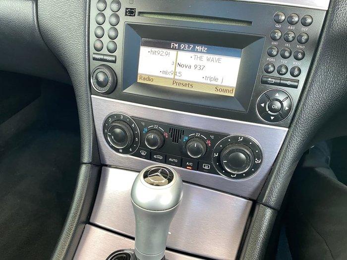 2011 Mercedes-Benz CLC-Class CLC200 Kompressor CL203 Silver