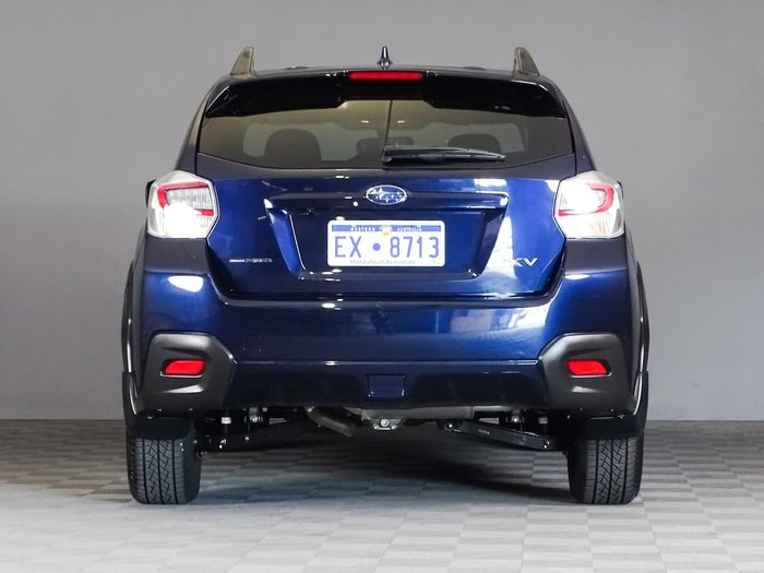 2016 Subaru XV 2.0i-L G4X MY16 Four Wheel Drive Blue