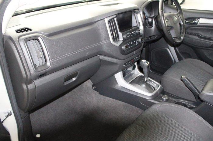 2017 Holden Colorado LTZ RG MY17 4X4 Dual Range Silver