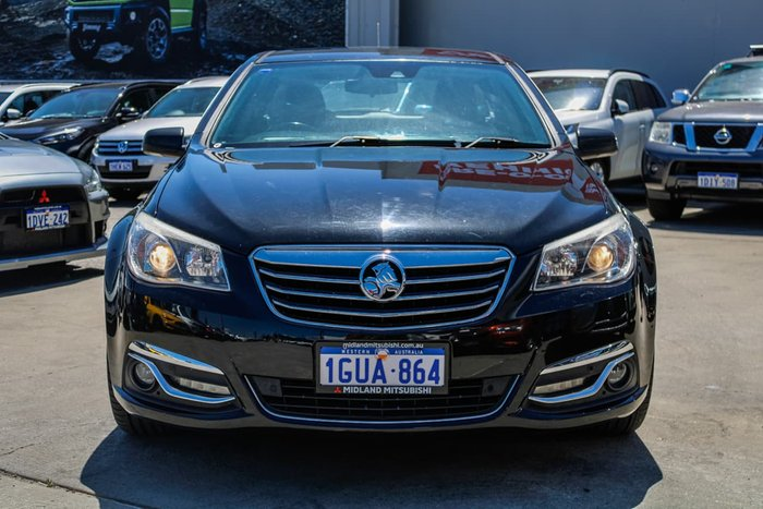 2013 Holden Calais V VF MY14 Black