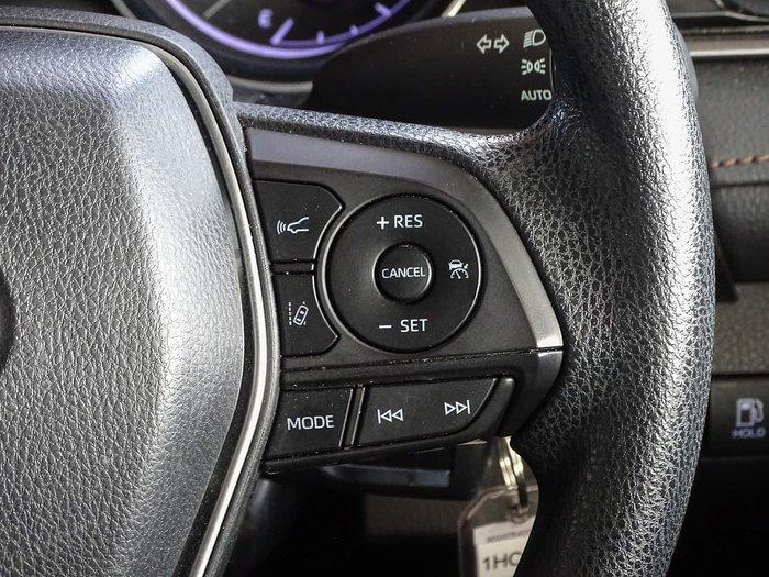 2018 Toyota Camry Ascent ASV70R Blue