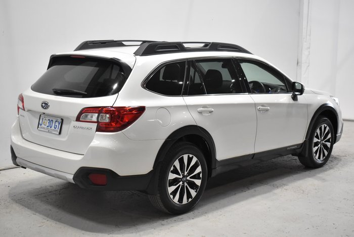 2017 Subaru Outback 2.5i Premium 5GEN MY17 Four Wheel Drive