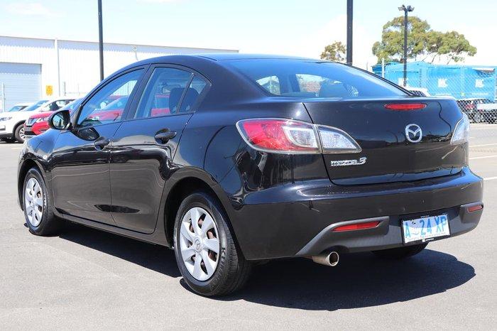 2009 Mazda 3 Neo BL Series 1 Black