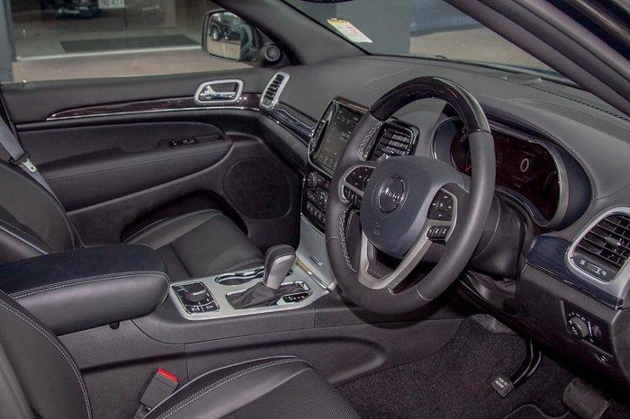 2020 Jeep Grand Cherokee Overland WK MY20 4X4 Dual Range Black