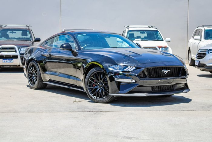 2019 Ford Mustang GT FN MY20 Black