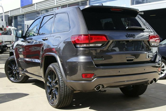 2020 Chrysler Jeep Dodge Grand Cherokee NIGHT EAGLE 4x4 3.0L T/D 8A Wagon 4WD Granite Crystal
