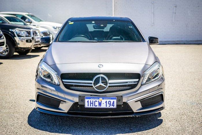 2014 Mercedes-Benz A-Class A45 AMG W176 Four Wheel Drive Grey