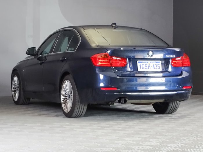 2013 BMW 3 Series 328i Luxury Line F30 MY14 Blue