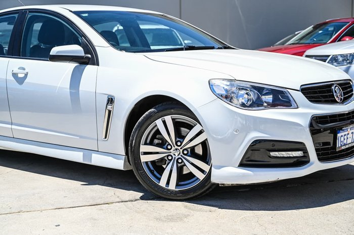 2014 Holden Commodore SS VF MY14 White