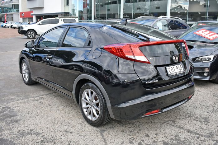2012 Honda Civic VTi-S 9th Gen Black