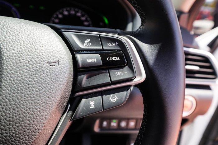 2019 Honda Accord VTi-LX 10th Gen MY19 White