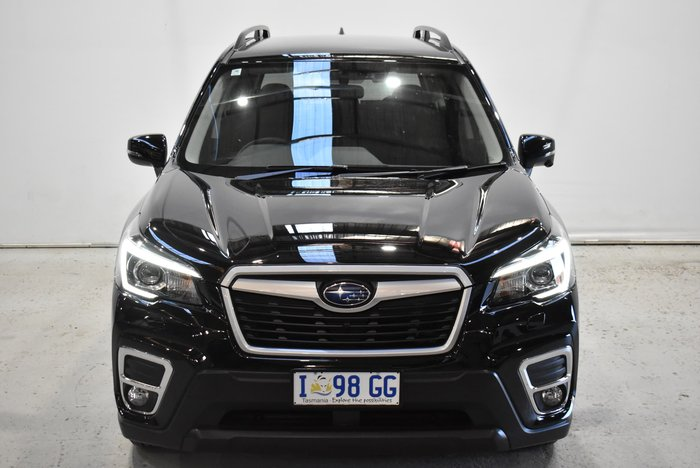 2019 Subaru Forester 2.5i Premium S5 MY19 Four Wheel Drive Crystal Black