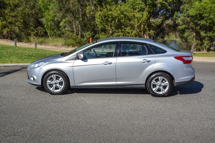 2014 Ford Focus Trend LW MKII Ingot Silver