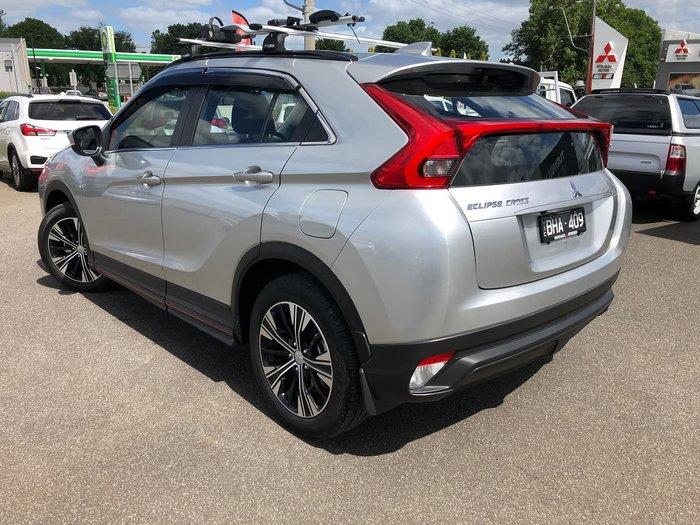 2019 Mitsubishi Eclipse Cross ES YA MY20 Silver