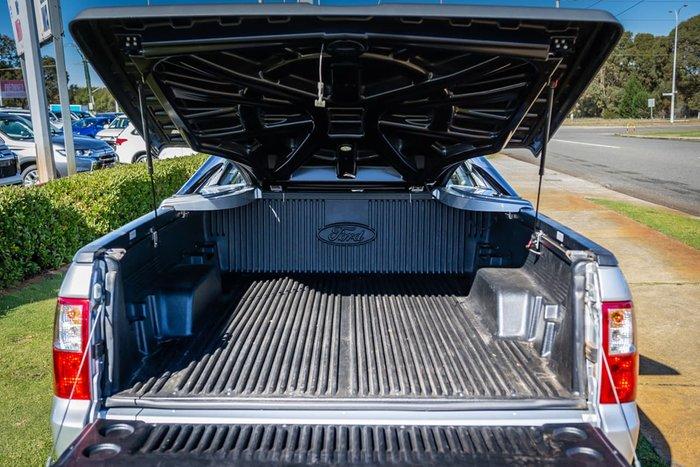 2014 Ford Falcon Ute XR6 Turbo FG MkII Silver