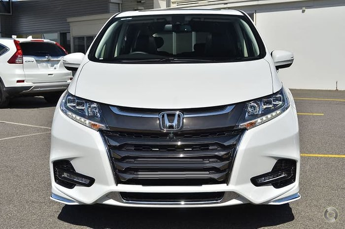 2020 Honda Odyssey VTi-L 5th Gen MY20 Platinum White