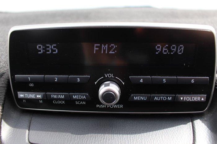 2017 Mazda 2 Neo DJ Series Blue