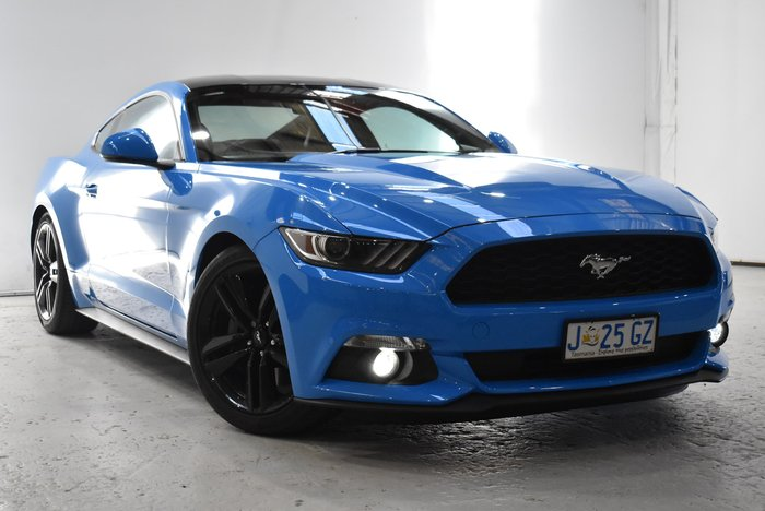 2017 Ford Mustang FM MY17 Blue