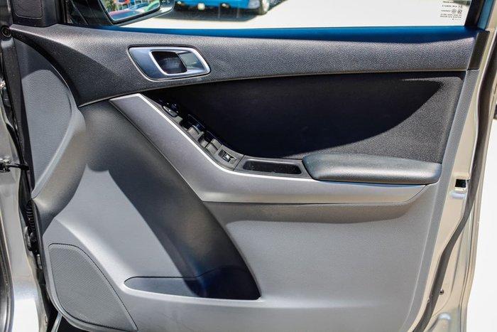 2018 Mazda BT-50 XTR UR 4X4 Dual Range Grey