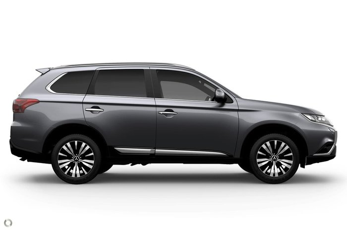 2020 Mitsubishi Outlander Exceed ZL MY21 4X4 On Demand Grey