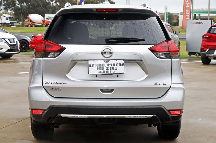 2019 Nissan X-TRAIL ST-L T32 Series II 4X4 On Demand Silver