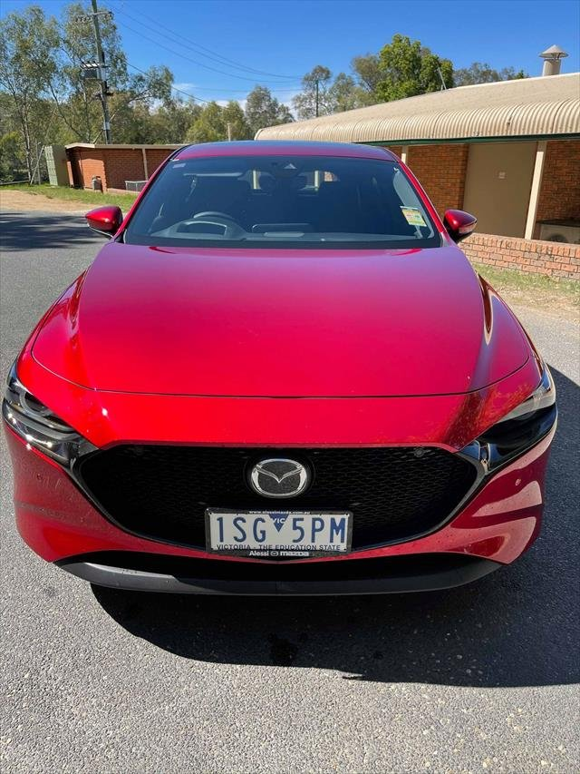 2020 Mazda 3 X20 Astina BP Series Soul Red Crystal