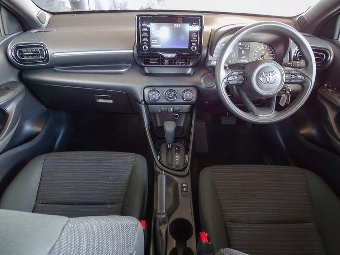 2020 Toyota Yaris Ascent Sport MXPA10R Silver
