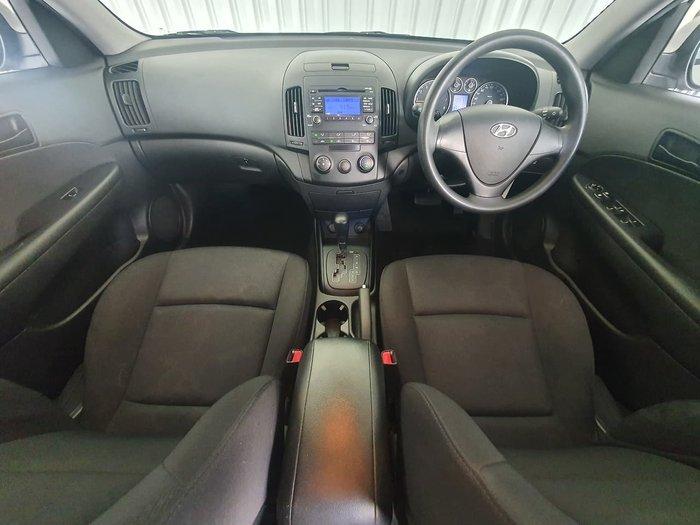 2009 Hyundai i30 SX FD MY09 White