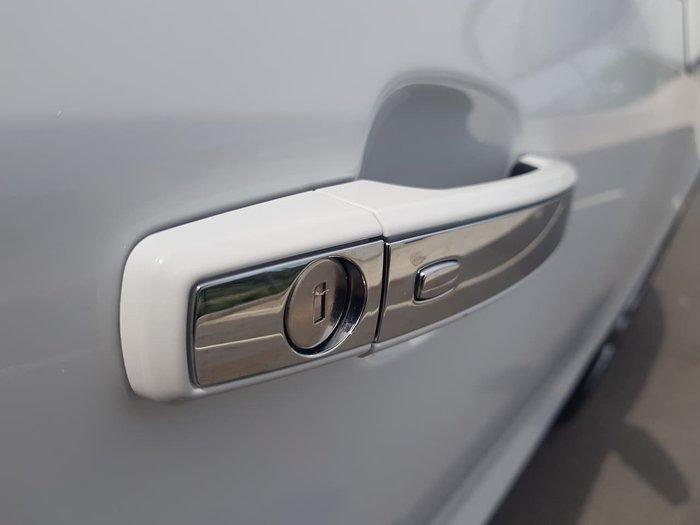 2018 Holden Trax LTZ TJ MY18 White
