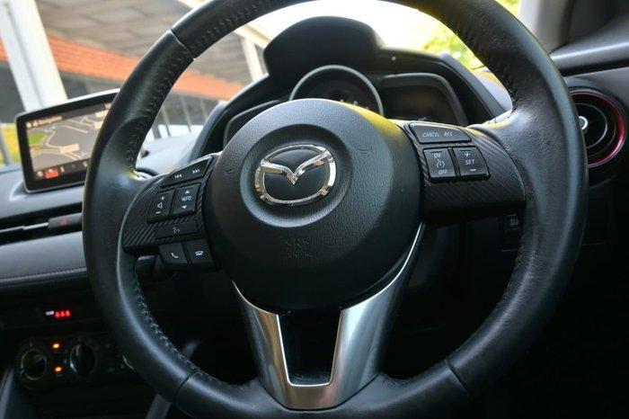 2015 Mazda CX-3 Maxx DK 4X4 On Demand White
