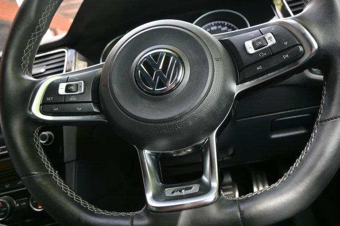 2017 Volkswagen Golf 110TSI Highline 7 MY17 White