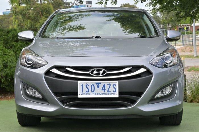 2014 Hyundai i30 Elite GD MY14 Grey