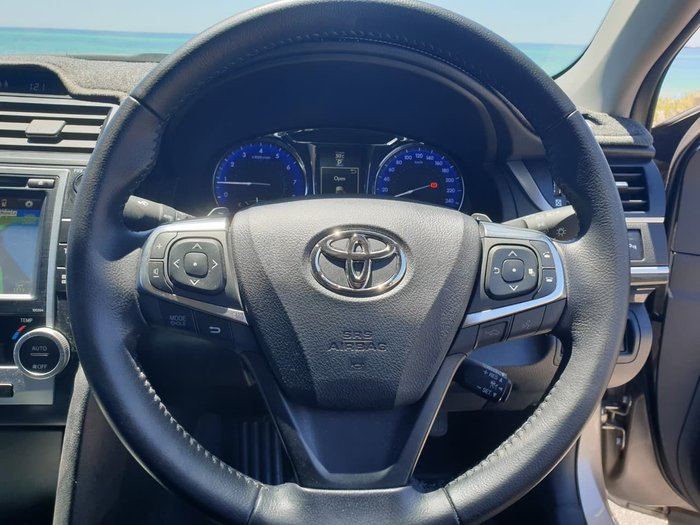 2017 Toyota Camry Atara SL ASV50R Bronze