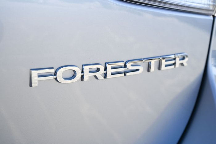 2020 Subaru Forester 2.5i-S S5 MY21 AWD Ice Silver