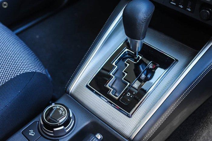 2020 Mitsubishi Triton GLS MR MY21 4X4 Dual Range White