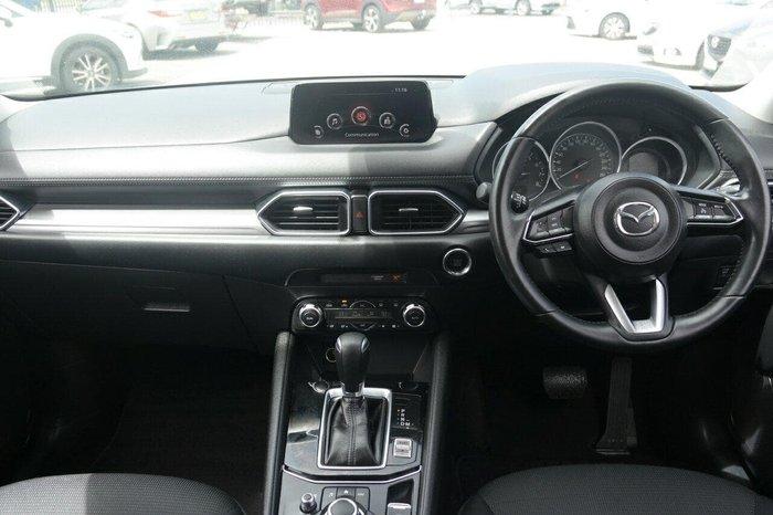 2017 Mazda CX-5 Maxx Sport KE Series 2 4X4 On Demand White