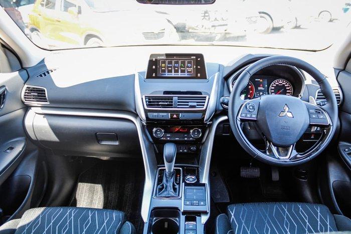 2020 Mitsubishi Eclipse Cross LS YA MY20 Silver