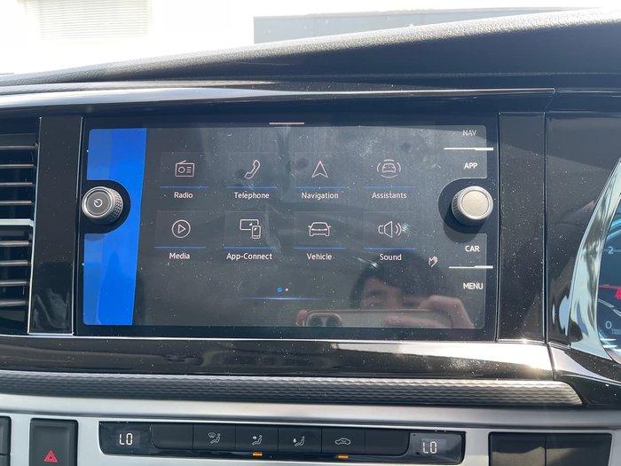 2020 Volkswagen Multivan TDI340 Comfortline Premium T6.1 MY21 White