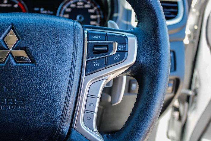 2020 Mitsubishi Triton GLS Premium MR MY20 4X4 Dual Range Silver