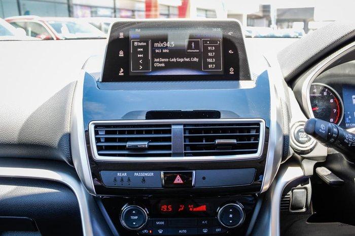 2018 Mitsubishi Eclipse Cross LS YA MY19 Blue